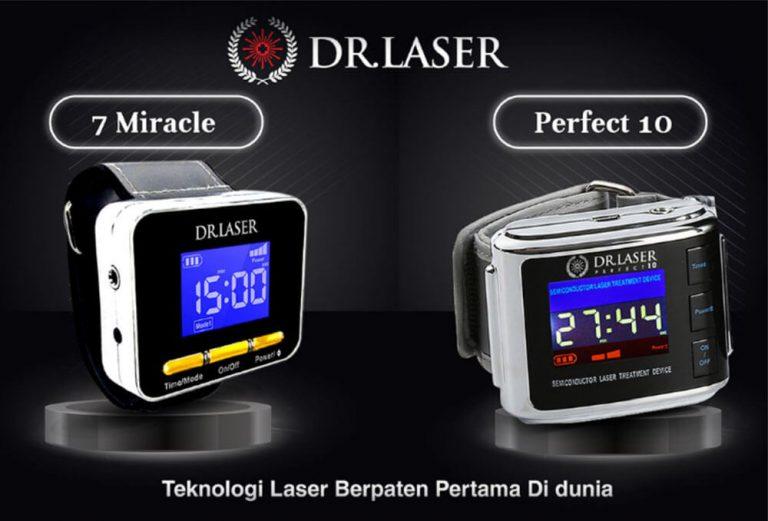 dr laser harganya