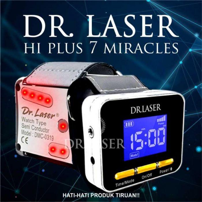 dr laser hi plus 7 miracle